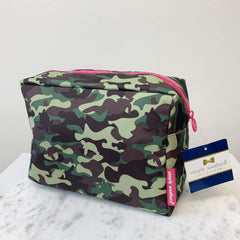 Camo Cosmetic Bag by Simply Southern