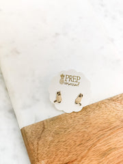 Signature Pet Enamel Studs by Prep Obsessed - Siamese Cat