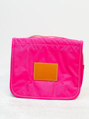 Felix Toiletry Bag - Pink (1-2 Week Production Time)