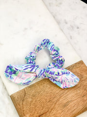Hair Scrunchie by Lilly Pulitzer - Shell Of A Party