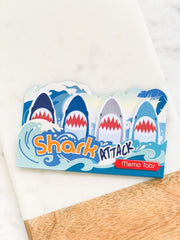 Shark Attack Memo Tabs