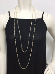Raquel Long Layering Necklace