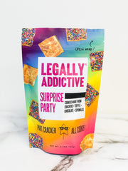 Surprise Party Cookie Cracker by Legally Addictive