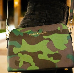 Camo Satchel by Simply Southern