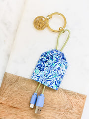 Charging Tag by Lilly Pulitzer - High Manetenance