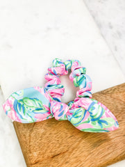 Hair Scrunchie by Lilly Pulitzer - Totally Blossom