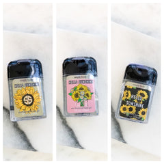Assorted Antibacterial Hand Gels by Simply Southern - Hello Sunshine
