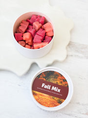 Happy Wax Soy Melts Tin - Fall Mix