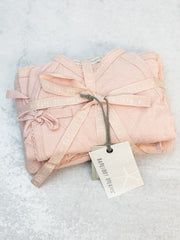 Barefoot Bundle Infant 4-Piece Set by Barefoot Dreams - Pink