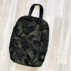 Puffer Camo Backpack
