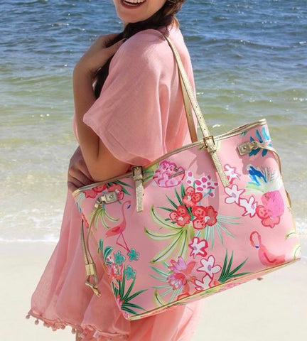 Floral Tote Spartina