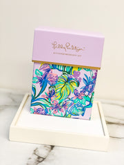 Assorted Notecard Set by Lilly Pulitzer - Mermaid in the Shade