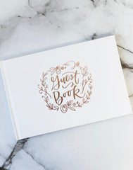 Wedding Guest Book by PBK