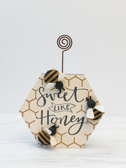'Sweet Like Honey' Photo Block by PBK