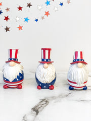 Patriotic Gnome Set