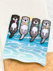 You Otter Know Memo Tabs