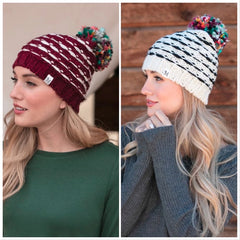 Whipstitch Hat - Choice of Color