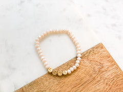 'LOVE' Stretch Bracelet