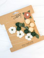 Floral Garland by PBK