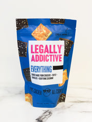 Everything Cookie Cracker by Legally Addictive