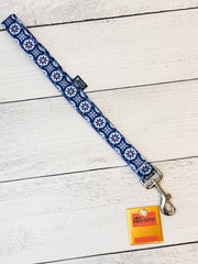 'Ogee' Printed Dog Leash by Simply Southern