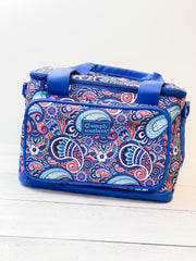 Paisley Print Small Cooler by Simply Southern