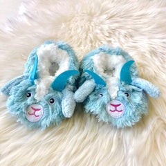 Baby Snoozies! Slippers - Goat