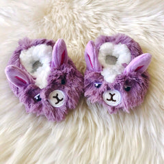Baby Llama Slippers by Snoozies