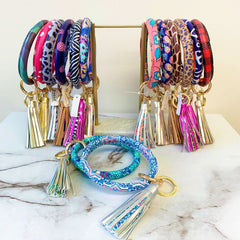 Bangle Keyring by Simply Southern - Choice of Style