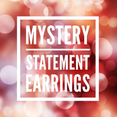 Mystery Statement Earring