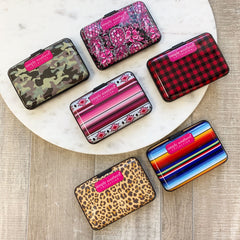 Printed Security Wallets by Simply Southern - Choice of Style