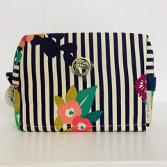 Flat Cosmetic Case by Spartina - 28 Shelter Cove