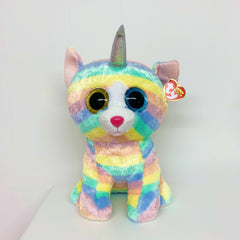 Plush Heather the UniCat by TY - Large