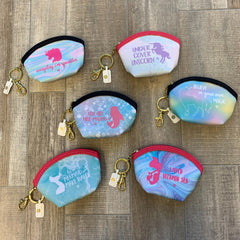 Magical Printed Coin Keychain by Simply Southern - Choice of Style