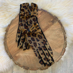Smart Gloves - Leopard