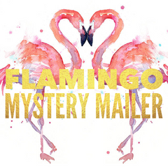 Prep Obsessed Flamingo Frenzy Mystery Mailer (Ships in 2-3 Weeks)
