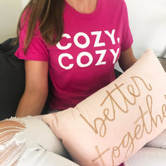 Cozy Cozy Graphic Tee