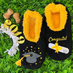 Snoozies! Slippers - Graduation
