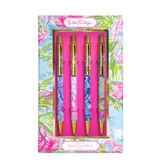 Printed Pen Set by Lilly Pulitzer - Floridita