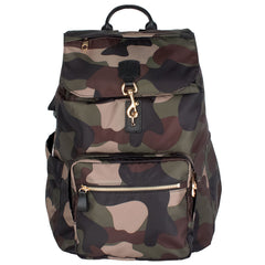 Jo Laptop Backpack - Camo