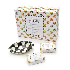 Studio Bar Soap & Dish Set by MacKenzie-Childs