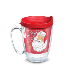 Simply Southern 'Santa Believe' Double Wall Mug by Tervis