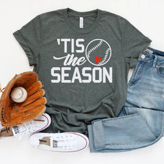 'Tis the Season Ballpark Signature Graphic Tee