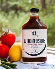 Whodini Sisters Bloody Mary Potion