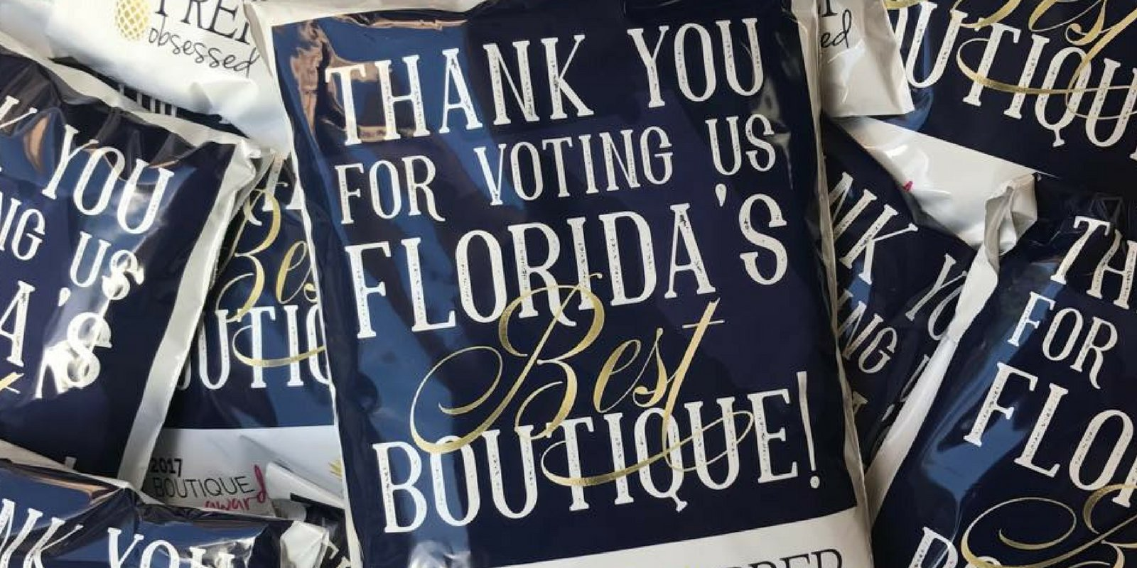 Prep Obsessed voted Florida's Best Boutique