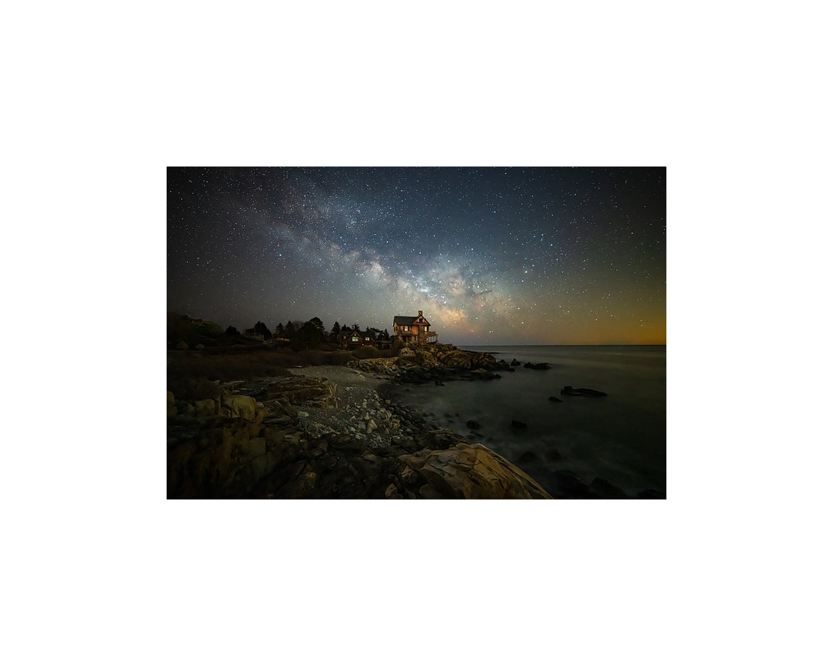 Kennebunkport Milky Way, March 20 2021