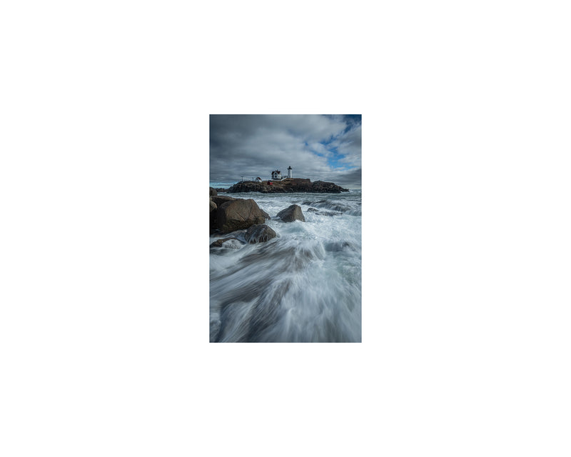 High Tide at Nubble