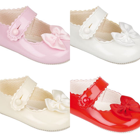 Bow Pram shoes