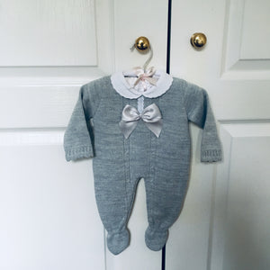 Knitted Babygrow
