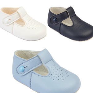 Boys Pram Shoes